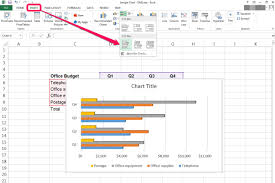 How To Use Excel Spreadsheet How To Create A Bar Graph In An Excel Spreadsheet It Still Works