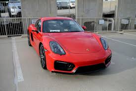 red porsche black wheels guards red cayman gts w turbo wheels