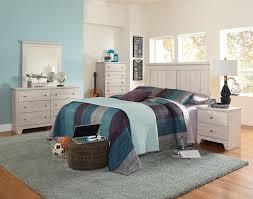 standard furniture outland lite full queen bedroom group dunk