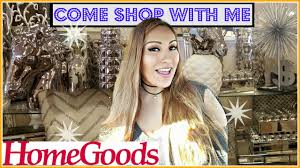 come shop with me homegoods home decor store feb 2017 youtube