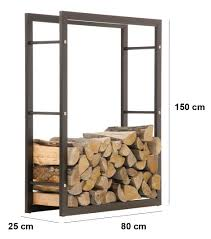 furniture indoor home depot firewood rack in black for modern