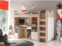 lit mezzanine enfant avec bureau d licieux lit mezzanine enfant avec bureau z beraue agmc dz