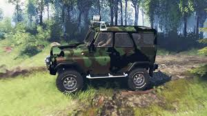 uaz hunter tuning 315195 hunter turbodiesel expedition v5 0 for spin tires