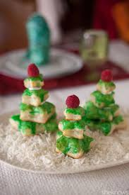 puff pastry christmas trees are the cutest edible centerpieces ever