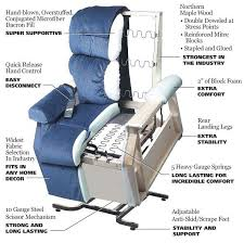lift chair recliners in hendersonville and asheville