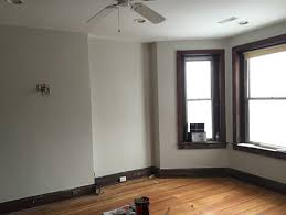 what color blinds would go best with my dark wood trim