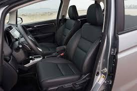 car seat honda fit 2018 honda fit starts at 17 065 motor trend
