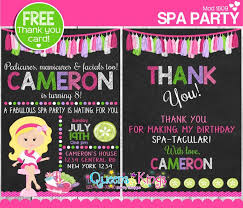 22 best spa party images on pinterest spa birthday parties