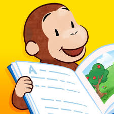 curious george book reader app store
