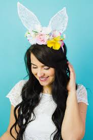 hair attached headbands uk the 25 best bunny ears headband ideas on pinterest rabbit ears