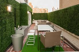 Privacy Walls For Patios by The Lowdown On Privacy Screens Artificial Plants Unlimited Blog