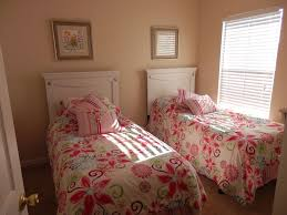 kids room lovely twin girls bedroom design ideas combined white