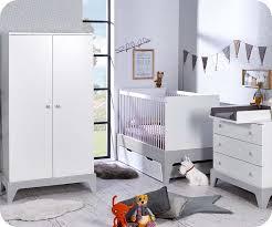 chambre bébé grise et blanche davaus mobilier chambre bebe gris avec des idées