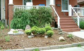 Landscape Ideas For Side Of House by Hardscaping U0026 Dry Garden Landscaping Ideas At Organic Vegetable