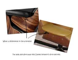 eames lounger armest more eames lounge chair signs of