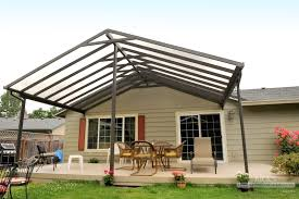 Roof Patio by How To Build Aluminum Patio Roof Aluminum Patio Roof Is The Best