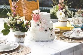 Vintage Backyard Wedding Ideas Shabby Chic Backyard Wedding