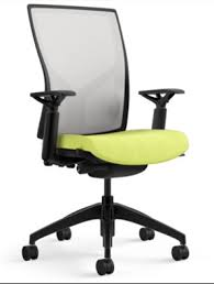 Ergonomic Office Furniture by How Ergonomic Is Your Office Space Thrifty Blog