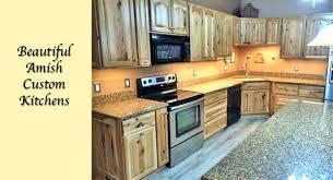 amish kitchen cabinets illinois amish kitchen cabinets illinois faced