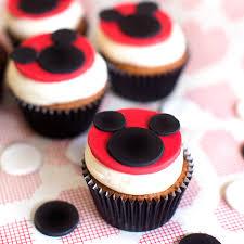 mickey mouse cupcakes 12 mickey mouse cupcakes marylou s bakehouse