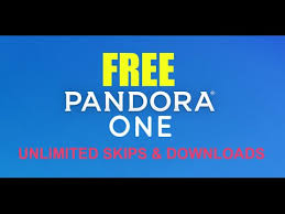 free pandora one android how to get pandora one 7 0 free unlimited skips