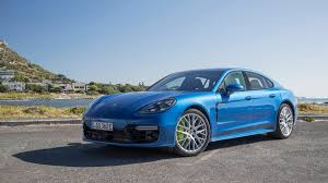 porsche panamera blue 2018 porsche panamera e hybrid review with price power and photo
