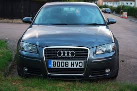 audi harlow audi a3 2 0 diesel 200 ps 2008 in harlow essex gumtree
