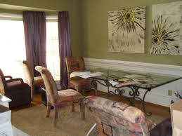 dated window treatments give some new life to a tired room decorating den interiors