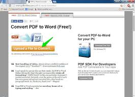 Convert Pdf To Word How To Convert Pdf To Word Document Different Methods Ubergizmo