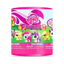 My Little Pony Blind Packs Buy My Little Pony Fashems Mashems Blind Pack Colors U0026 Styles May