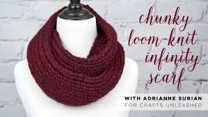 infinity scarf pattern knit patterns free challah knitting