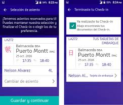 review of latam flight from balmaceda to puerto montt in economy
