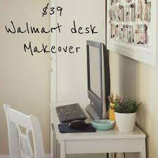 Simply Spray Upholstery Paint Walmart 39 Walmart Painted Desk Makeover Desk Makeover Paint Furniture