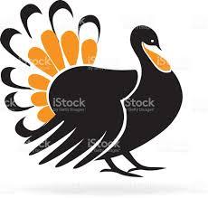 thanksgiving turkey icon icon stock vector 665048220 istock