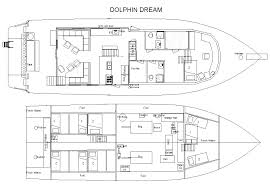 bahamas charter vessel dolphin dream