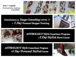 Fashion Stylist Certificate Programs Astrology Personal Style Consultant U0026 Stylist Training In Dubai