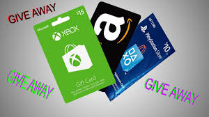 5 dollar gift cards 5 dollar gift card giveaway