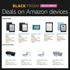 black friday phone deals amazon amazon black friday deals week begins blackfriday com