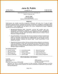 Sample Federal Government Resumes by Government Job Resume Template Billybullock Us
