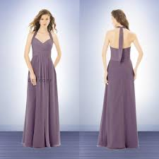 bill levkoff bridesmaid bill levkoff 2015 halter chiffon bridesmaid dresses a