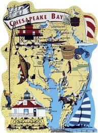 Atlantic City Map Chesapeake Bay Map The Cat U0027s Meow Village