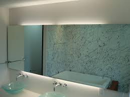 backlit bathroom vanity mirror backlit bathroom wall mirrors charming on for elegant residence
