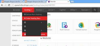 membuat website gratis idhostinger tutorial membuat website dengan idhostinger urbandistro