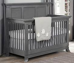 Gray Convertible Crib Ozlo Baby Hamilton Collection Convertible Crib In Marble Gray
