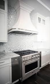 best images about backsplash tile ideas pinterest sleepy artistic tile dapper daisy mosaic white silver illuminates this backsplash with floral