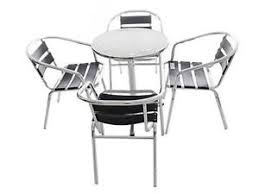 cheap outside table and chairs garden table and chairs ebay