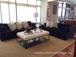 NYC Penthouse Creative Interiors  Designs - Home staging design