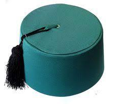 Ottoman Cap Ottoman Sultan Prayer Brown Authentic Fez Fes Hat Cap