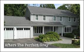 Grey House Colors Gray And White House Gray House Landscapes Pinterest Grey