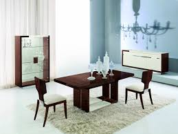 Purple Dining Chairs Modern Dining Table Interior Design